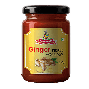 Master Cook Ginger Pickle