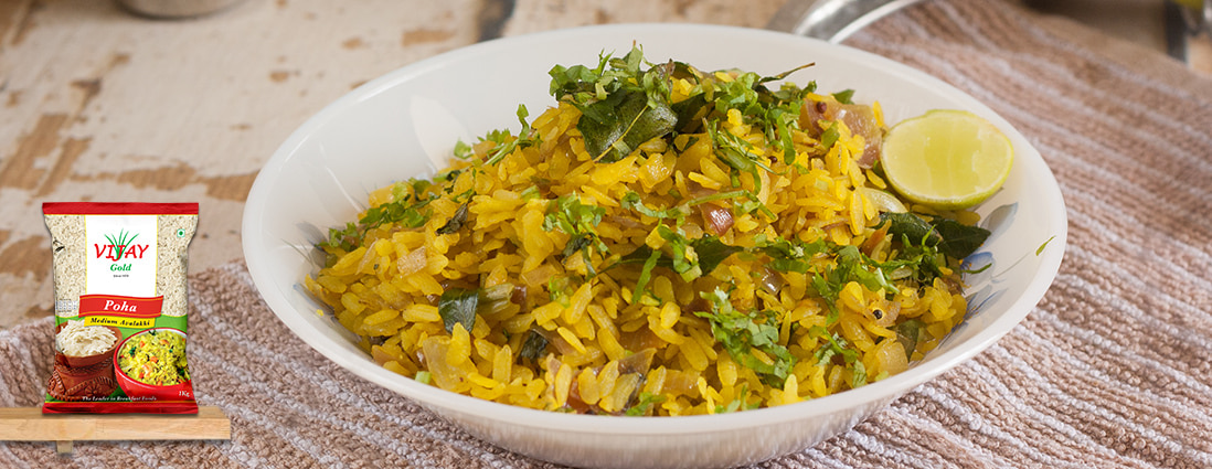 Kanda Poha \ Vijay Foods