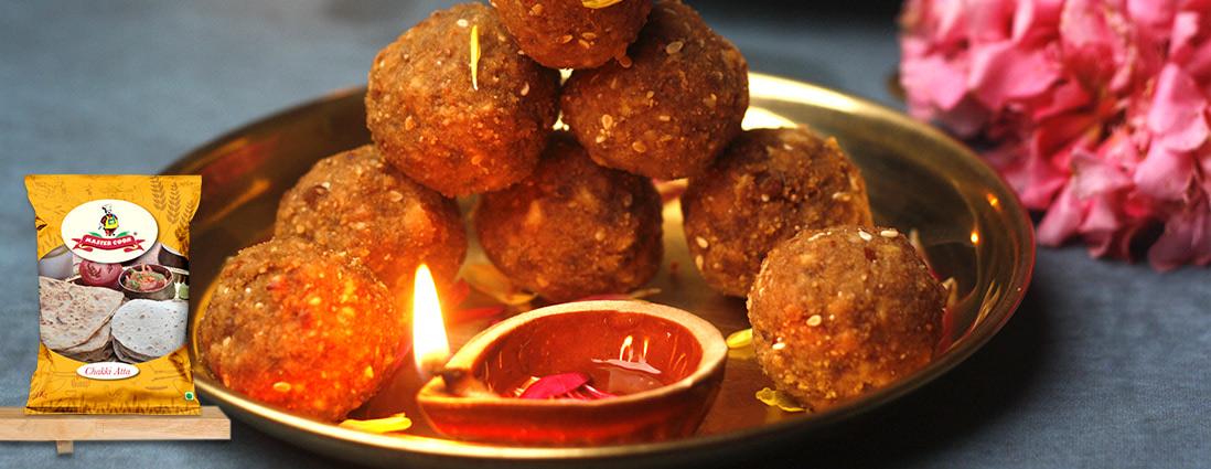 Churma Ladoo | Master Cook