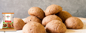 Ragi Bread Rolls