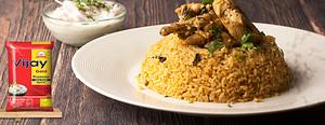 chicken pulao | Vijay Foods
