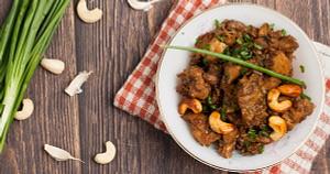 Cashew Chicken | Vijay Foods