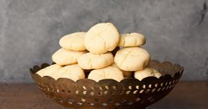 Persian _Rice Cookies