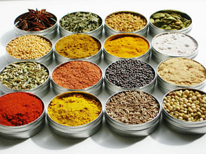 Spices | Master Cook