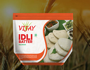 IDLI Batter | Vijay