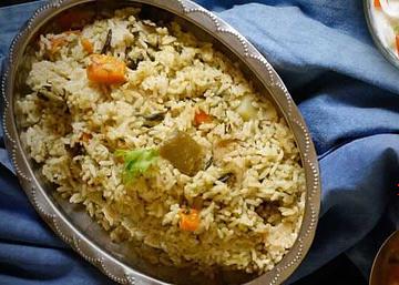 Vegetable Pulao
