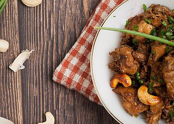 Cashew chicken_Vijay foods