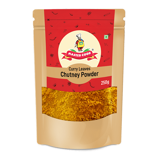 Master Cook Curry Leaves Chutney Powder
