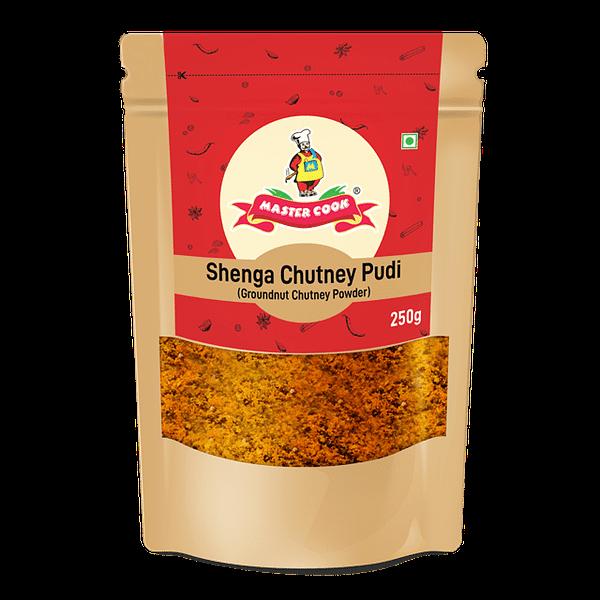 Master Cook Ground Nut Chutney Powder